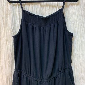 Old Navy Square Neck Cami Jumpsuit